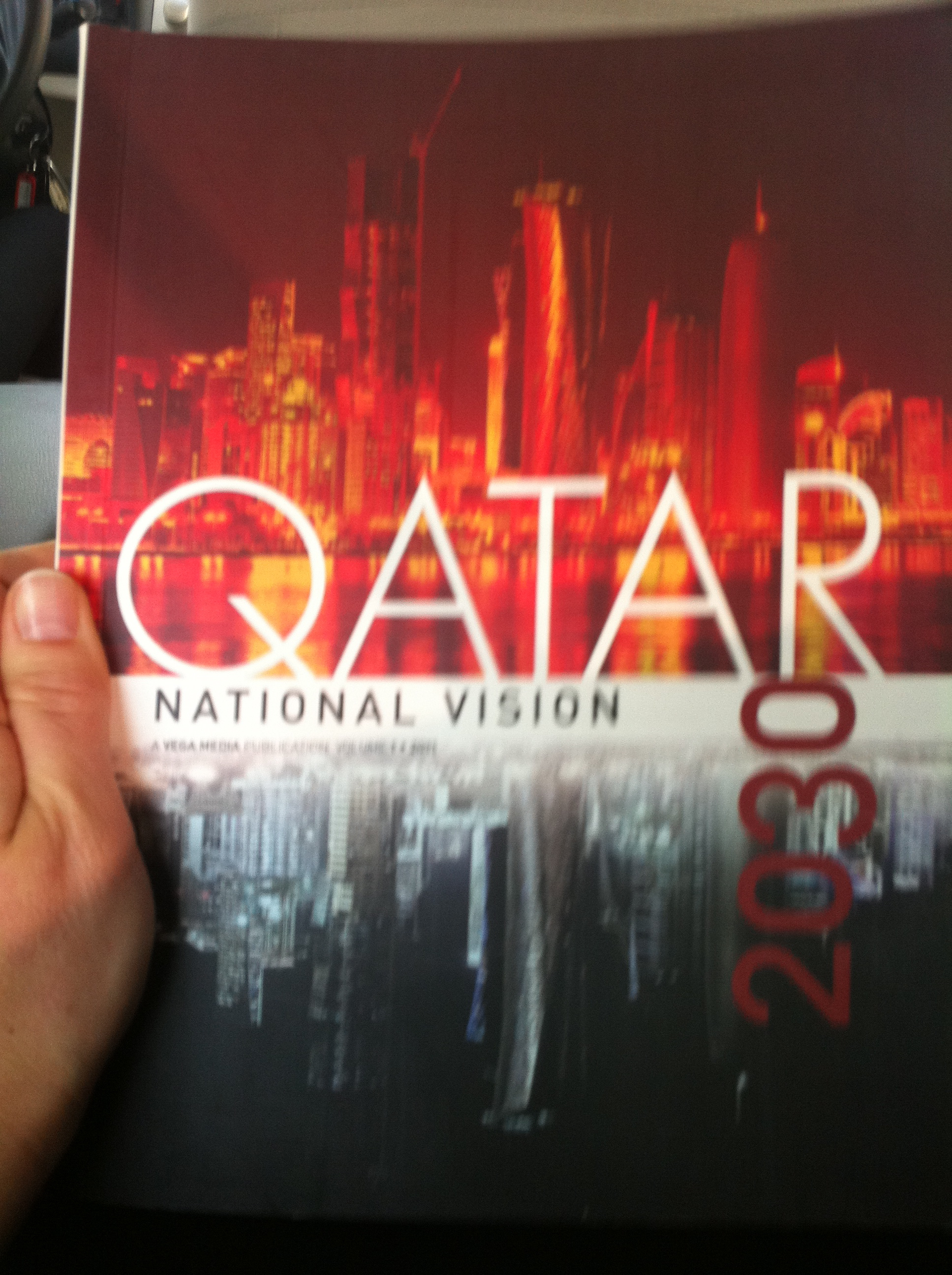qatars vision The qatar national vision 2030 (qnv 2030) builds a safe, secure and stable society, and makes a firm commitment to create a.